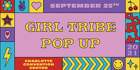 Girl Tribe Pop Up September 25th tickets