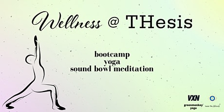 Wellness @ THesis tickets
