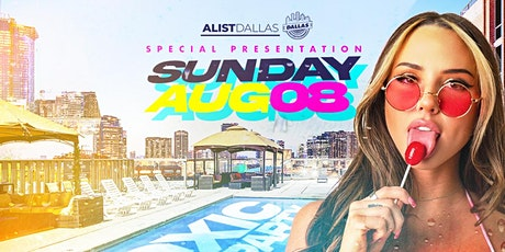 Toxic Rooftop Pool Party tickets