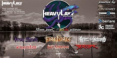 HeavyLake Metal Festival tickets