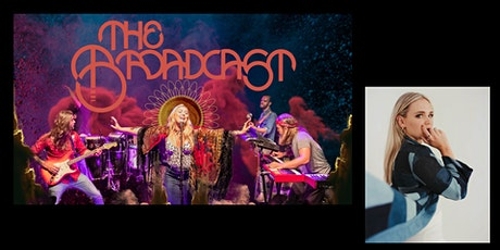 The Broadcast with Laura Nicholson tickets