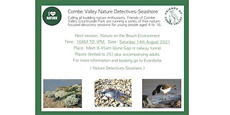 Nature Detectives Seashore tickets