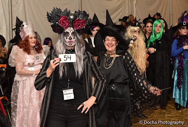 Witches Night Out Naperville ~ New Orleans Style image