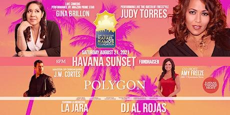 Havana Sunset Fundraiser tickets