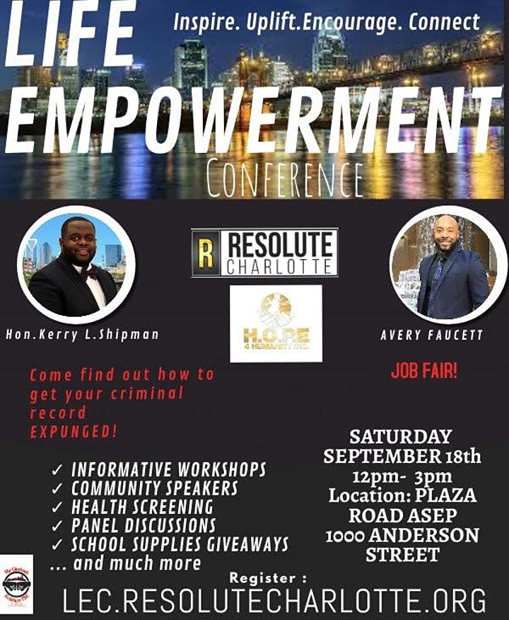 The Queen City Life Empowerment Conference image
