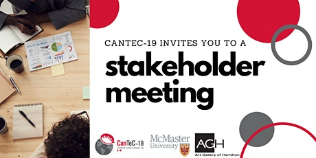 CANTeC-19 Stakeholder Meeting tickets