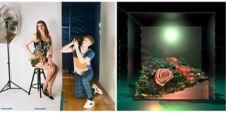 "JJ Levine ""Alone Time"" | Sabrina Ratté ""Floralia"" tickets"