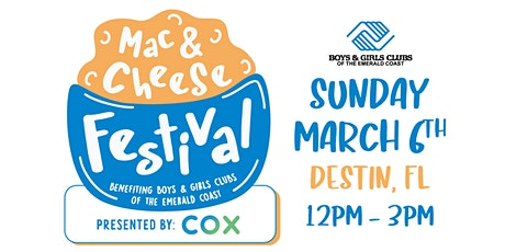 4th Annual Mac and Cheese Festival tickets