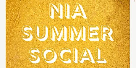 NIA Summer Social Event tickets