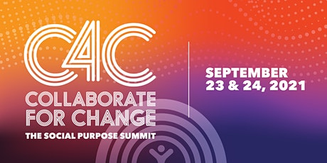 C4C Collaborate for Change (Virtual) tickets