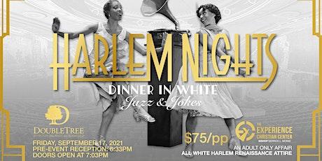 Harlem Nights: Dinner in White tickets