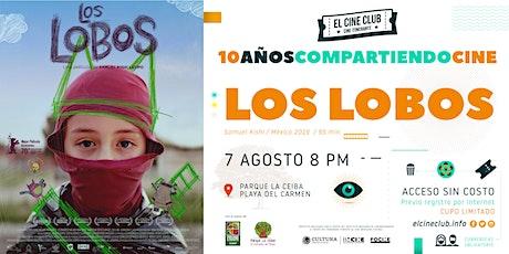 Los Lobos / Primer Función 10 Años Compartiendo Cine tickets