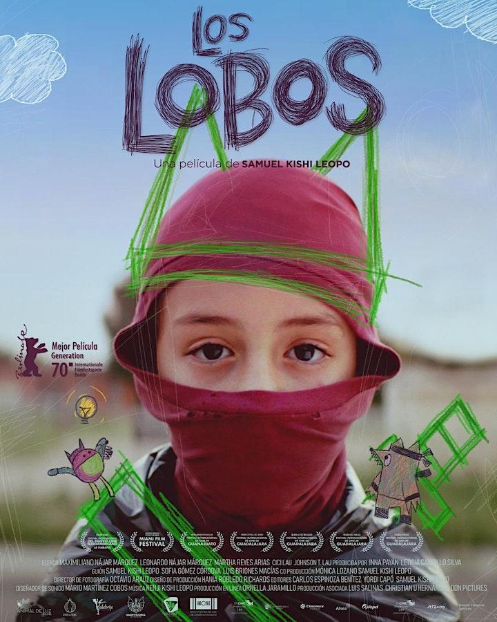 Imagen de Los Lobos / Primer Función 10 Años Compartiendo Cine