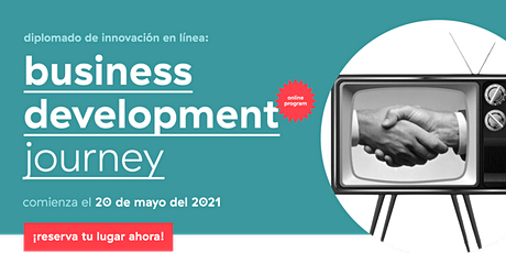 business development journey en línea 2do pago boletos