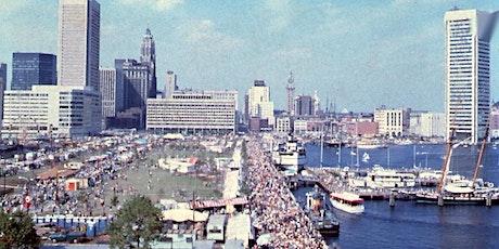 The Development of Baltimore's Inner Harbor tickets