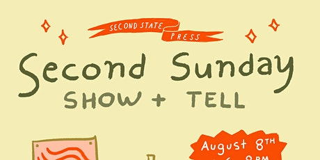 Second Sunday Show-and-Tell tickets