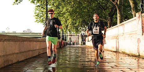 Never Stop London Tuesday Session - Distance Run tickets