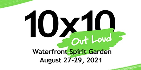 10x10: The Bench & Along the Waterfront tickets