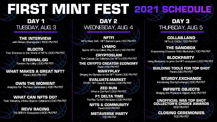 First Mint Fest image