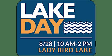 Fonduu Lake Day at Edward Rendon Sr. Park on Lady Bird Lake tickets