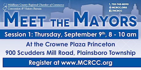 Meet the Mayors Part 1 tickets