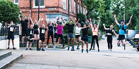 Never Stop London Tuesday Session - Elevation Run tickets