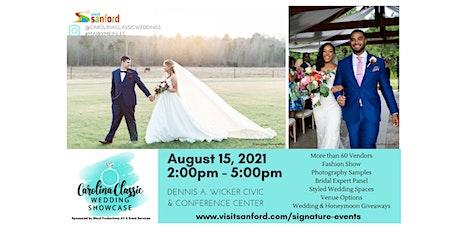 Carolina Classic Wedding Showcase tickets