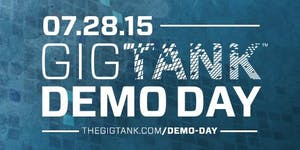 GIGTANK Demo Day 2015