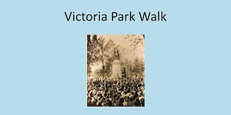 Victoria Park Walk tickets