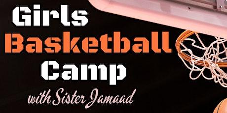 Girls basketball camp tickets