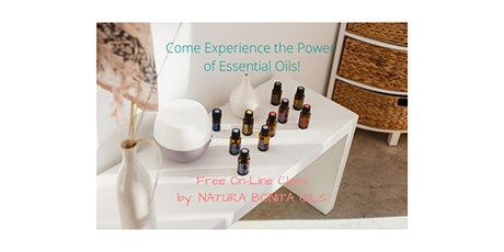 NATURAL SOLUTIONS with ESSENTIAL OILS tickets