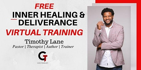 FREE Inner Healing & Deliverance Training Online tickets