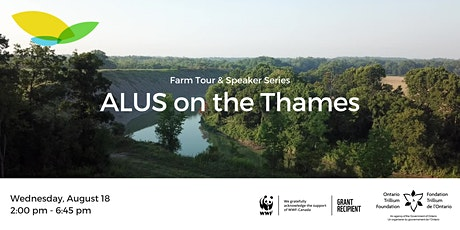 ALUS on the Thames: Field Tour & Speaker Series at Old River Farm tickets