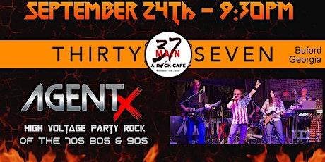Agent X Premier Party Rock) tickets