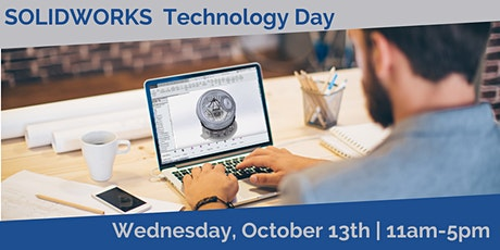 SOLIDWORKS Technology Day tickets