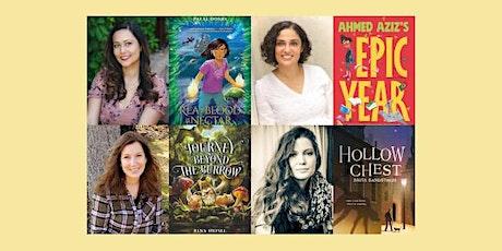 Minnesota Middle Grade Madness! Author Panel entradas