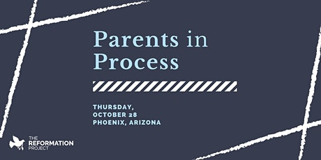Parents in Process: Reconcile and Reform Conference tickets