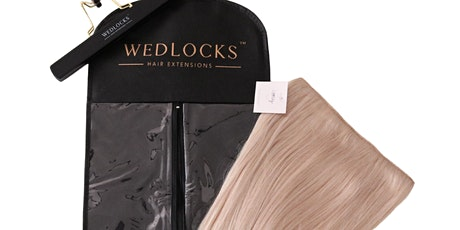 Happy Hour & Hair Extensions - WedLocks Hair Extensions Launch Party tickets