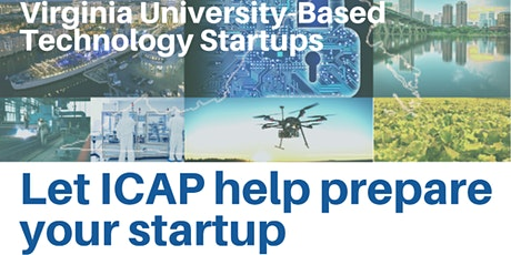 Innovation Commercialization Assistance Program (ICAP) Info Session tickets