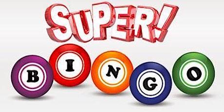 SUPER BINGO tickets