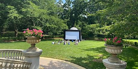 Movie Nights in the Garden tickets