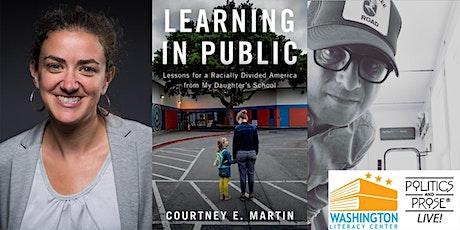 P&P Live! Courtney Martin | LEARNING IN PUBLIC  with Garrett Bucks tickets