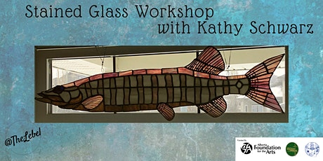 Two Day Stained Glass workshop with Kathy Schwarz tickets