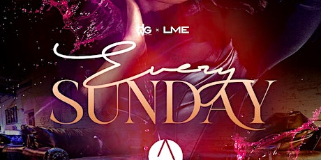 EVERY SUNDAY LIVE FROM APRES LOUNGE tickets