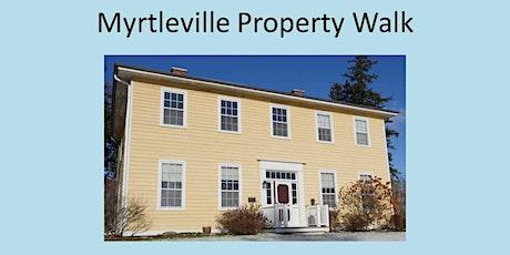 Myrtleville Heritage Property Tour tickets