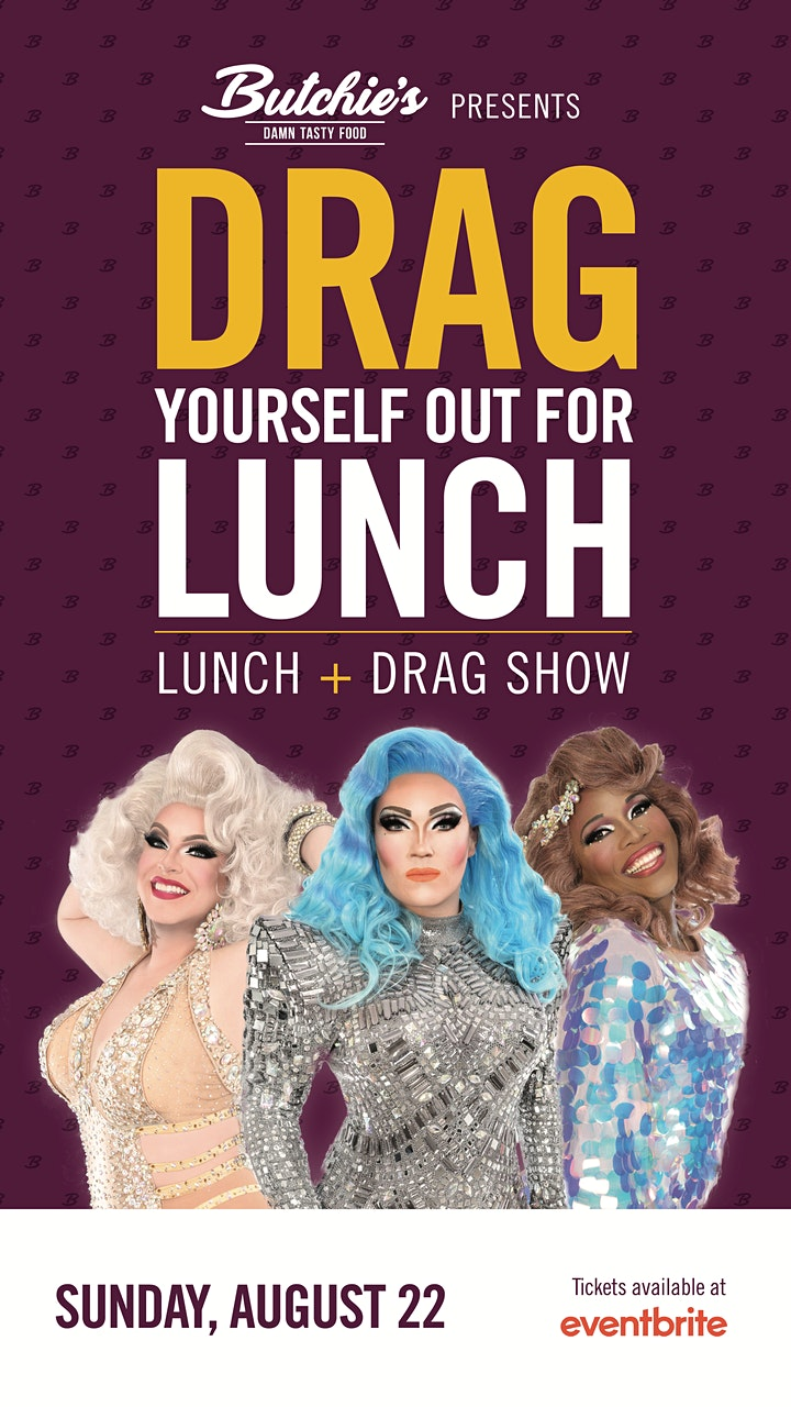 Butchie's Drag Yourself Out For Lunch image
