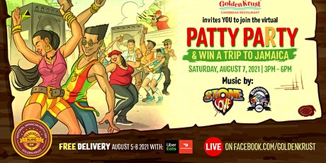 Golden Krust 7th Annual National Jamaican Patty Day Virtual Party tickets