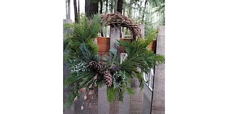 Wine & Wreath at Nine Hats, Seattle tickets