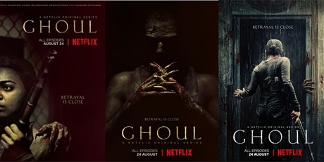 'The Spectral as the Political: Dystopia, Myth, and Horror in Ghoul (2018) tickets