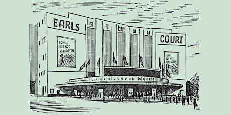 Virtual Tour – London's Lamented Art Deco Buildings ingressos